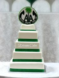Corporate Event - ATI Annang Inauguration Cake