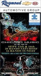 Live Chicago Autism festival 2012