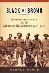 Black and Brown- by Gerald Horne, $25.00