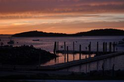 Sunset, Lubec, ME 1