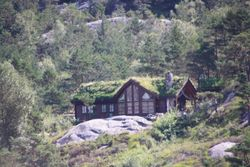 House, Stavenger,Norway