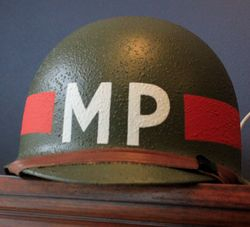 Red Band - MP Helmet:
