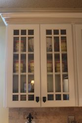 Showcase Mullion Doors