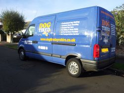 Dog Tired Van