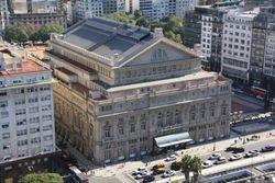 Opera House, Buenos Aries