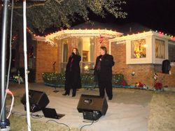 Christmas on the Lawn, Mesquite