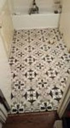 Re-grout and repair
