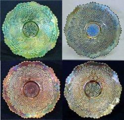 "Leaf Chain 7""plates"