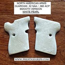 NAA GUARDIAN 32NAA / 380ACP SMOOTH WHITE PEARL