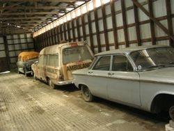 Fraser's garage