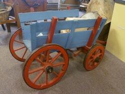 Miniature German wagon c.1870's