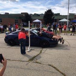 AJ Dodge Memorial Car Show 2019
