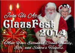 Clausfest 2014 Banner