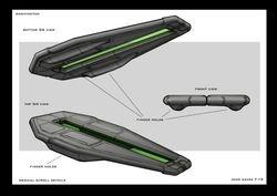 HP Starfleet Scroll #1
