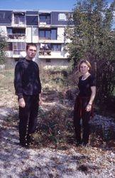 Arnan and Jasmina, Sarajevo