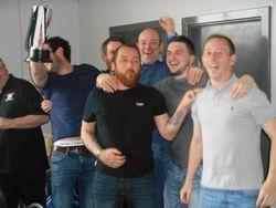Ian Younger Sixes Winners - Falkirk Mallards