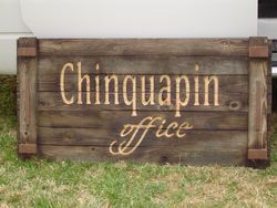 Barn Wood Sign