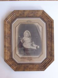 Old portrait Photo