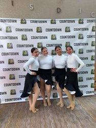 CK Dance Senior Team at Countdown Nationals