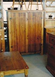 Wainscoat Cabinet