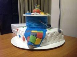 Quilting Cake 1