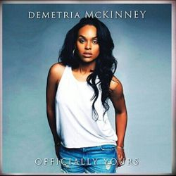 Demetria McKinney - Officially Yours (EP Cover)