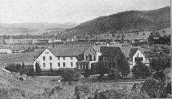 Hotel Ainslie 1927