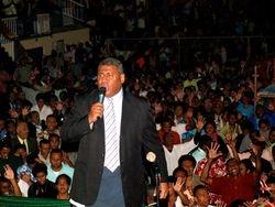 Rev. Mosese Cakau