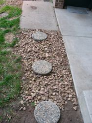 After - Step Stones