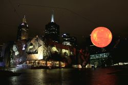 Federation Square, Melb