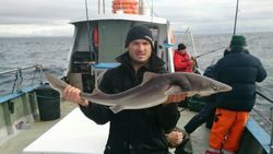 fishing in Ireland galway spurdog