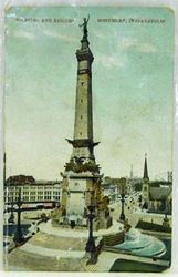 Indianapolis Soldiers & Sailor's Monument