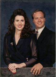 Sheri Williams Manning and Stephen Manning 1991