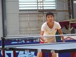 2nd place - Cui Zhen Li