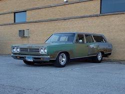 43.69 Plymouth Satellite station wagon