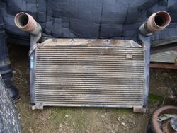 75A & 75C Air to Air Cooler