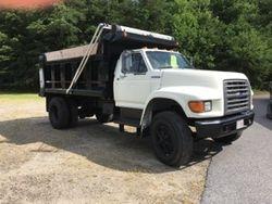 1998 Ford F-800 F Series Dump Truck
