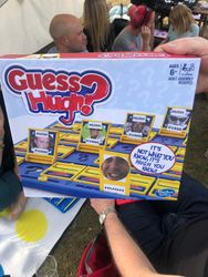Guess Hugh