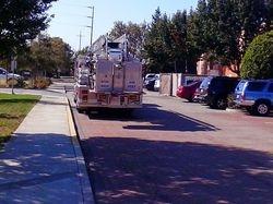 fire trucks- beyond suspicion