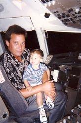 Mark & Spencer(Nephew & grand Nephew)