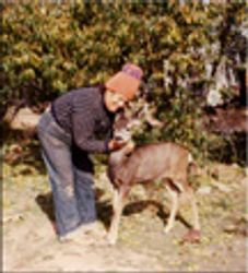 Mom and Bambi