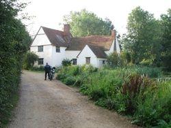 Willie Lot's cottage, Flatford Mill