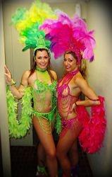 Samba show @ Kenzies