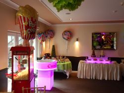 Wonka themed Birthday Party, Beauchief Hotel Sheffield