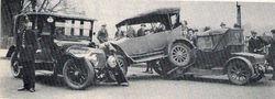 Accident, c1927.