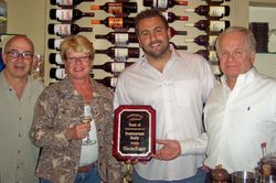 "2010 Restaurant Rally ""Best of Conshohocken"""