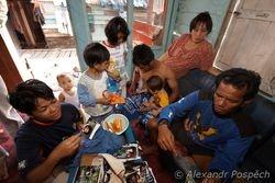 Afternoon in Kampung Baru
