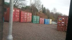 Numerous Containers