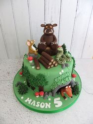 Mason's 5th birthday cake