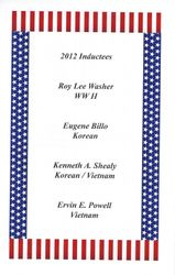 2012 Inductees